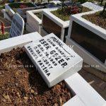 Tek Kişilik Abide Baş Taşlı Mezar-4