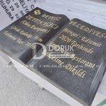 Kitabe Granit Mezar Baş Taşı 6