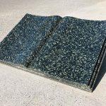 Kitabe Granit Mezar Baştaşı