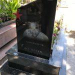 100x60cm lazer resimli mezar Taşı 2