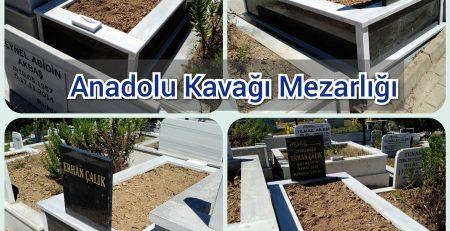 Anadolu Kavağı Mezarlığı Mezar Yapımı Çalık Ailesi