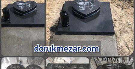Granit Evcil Hayvan Mezar Modeli – Pet Mezar Yapımı