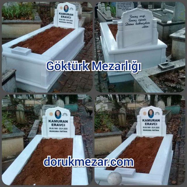 Göktürk Mezarlığı Mezar Taşı Yapımı Eravcı Ailesi