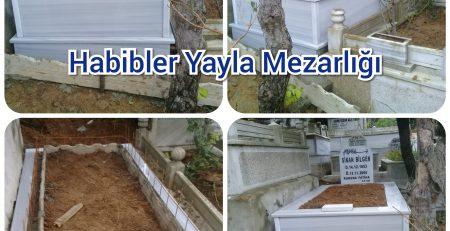 Habibler Yayla Mezar Yapımı Bilgen Ailesi