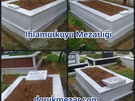 Ihlamurkuyu Mezarlığı Mezar Yapımı Fil Ailesi