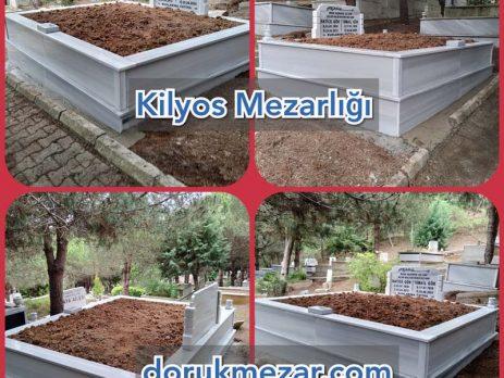 Kilyos Mezarlığı Mezar Taşı Yapımı Gök Ailesi