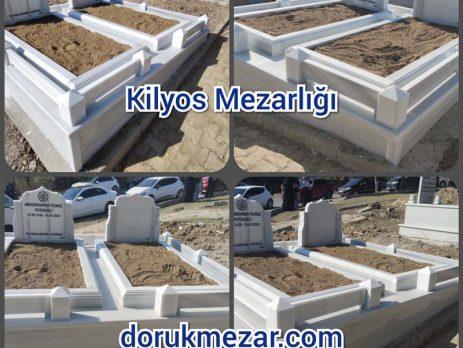 Sarıyer Kilyos Mezarlığı Mezar Yapımı Yılmaz Ailesi