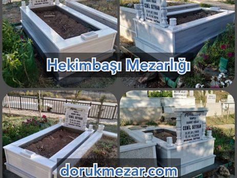 seyhan ailesi hekimbaşı mezarlığı